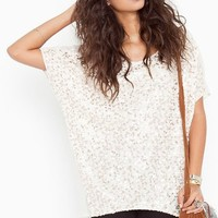Nicole Sequin Top in  Clothes at Nasty Gal