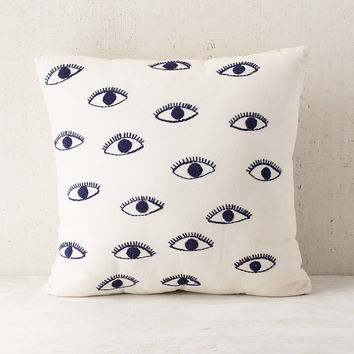 Magical Thinking Embroidered Eye Pillow | Urban Outfitters