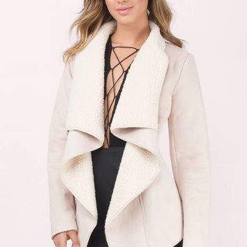 Chills Shearling Jacket