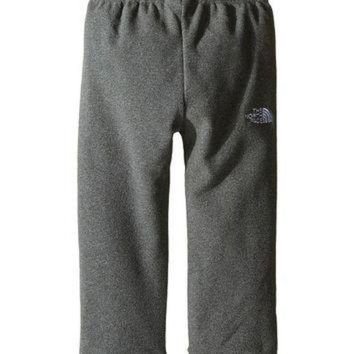 ICIKIJG The North Face Kids Glacier Pants (Infant) TNF Medium Grey Heather/TNF White - .