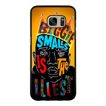 47 Plus Notorious Big  Samsung Galaxy S7 Case