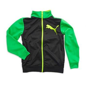 Puma Boys 8-20 Zip Up Track Jacket