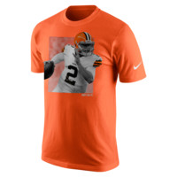 Nike Player Just Do It (NFL Browns / Johnny Manziel) Men's T-Shirt