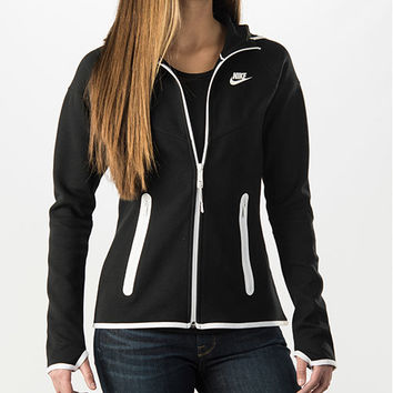 Women's Nike Tech Fleece Windrunner Full-Zip Hoodie