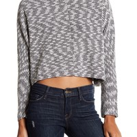 Dance and Marvel | Long Sleeve Cropped Sweater | HauteLook