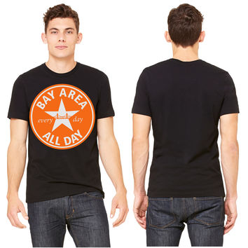 BAY AREA ALL DAY T-shirt