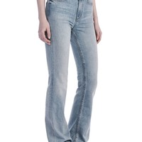 IDOL HIGH RISE FLARED JEAN | DENIM | Alexander Wang Official Site