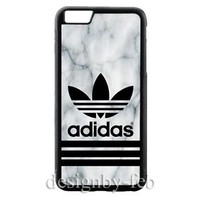 White Marble New Adidas Design Cover Case High Quality For iPhone 7 and 7 Plus