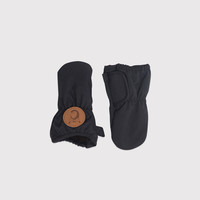 Mini Rodini Baby Expedition Gloves - Black - FINAL SALE