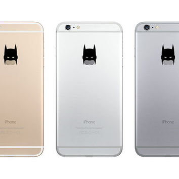 Batman iPhone 6 Plus Decal