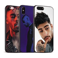 Zayn Malik fashion Coque Soft Silicone Phone Case Cover Shell For Apple iPhone 5 5s Se 6 6s 7 8 Plus X XR XS MAX