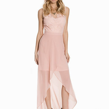 Maxi Lace Cross Front, Elise Ryan