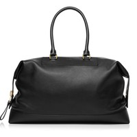 BUCKLEY LEATHER WEEKEND BAG