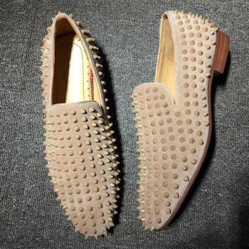 PEAPNW6 Cl Christian Louboutin Loafer Style #2339 Sneakers Fashion Shoes