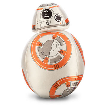 Disney BB-8 Plush Star Wars The Force Awakens 7 1/2'' New With Tags