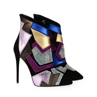 i47027 001 - Bootie Women - Shoes Women on Giuseppe Zanotti Design Online Store United States