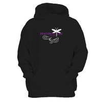 Dragonfly Inn The Gilmore Girls The Gilmore Girls Fan Inspired Man's Hoodie