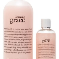 philosophy 'amazing grace' shampoo, shower gel & bubble bath duo ($66 Value)