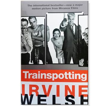 Trainspotting Paperback Book