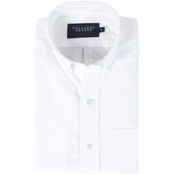 The Jefferson Button Down Oxford Shirt Classic White