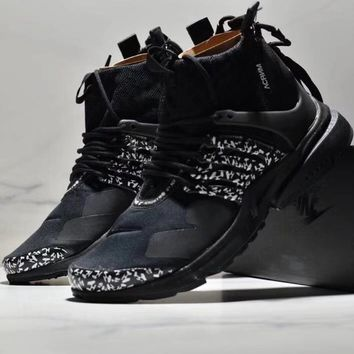Acronym X Nike Air Presto Fashion casual shoes-3