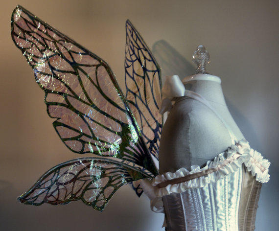 Fairy Wings Wedding Halloween Costume From