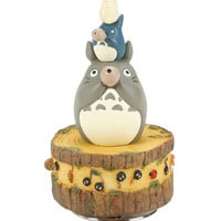 Studio Ghibli My Neighbor Totoro Band Music Box