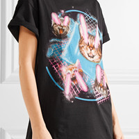 Marc Jacobs - Printed cotton-jersey T-shirt