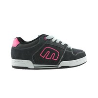 Womens etnies Murrietta Skate Shoe, Dark GreyPink  Journeys Shoes
