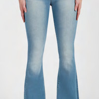 Articles of Society Faith Flare Jeans - Morrison Wash