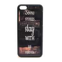 Some Stories Stay With Us Forever Harry Potter Phone Case