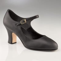 Manhattan Character 653 Capezio (Black)