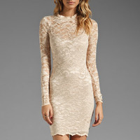 Donna Mizani Mock Dress with Slip in Nude/Nude from REVOLVEclothing.com