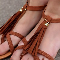 Choose A Path Sandal