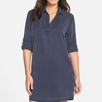 Women's KUT from the Kloth Chambray Shirtdress