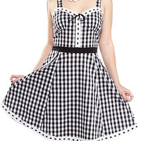 Picnic in the Park Gingham Dress