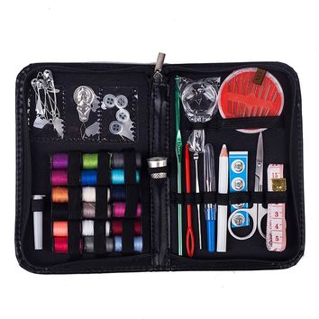 Multi-function Sewing Box Kit Set for Quilting/Sewing Portable Sewing Kit/Tools