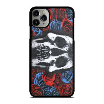 DEFTONES ROCK BAND SKULL iPhone Case Cover