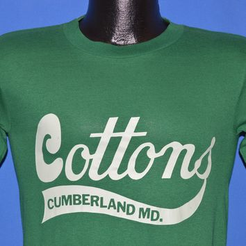 80s Cotton's Cumberland Maryland Crabs t-shirt Small