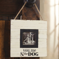 You Me & the Dog Frame