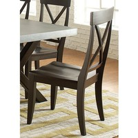 Liberty Furniture Dining Room X Back Side Chair (RTA) 219-C3000S