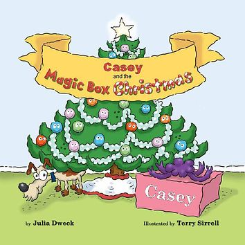 Magic Box Christmas Personalized Storybook - Soft Cover