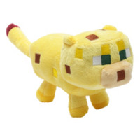"Minecraft 7"" Ocelot Plush"