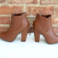 Double Take Booties