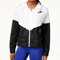Nike Wind Runner Colorblocked Jacket | macys.com
