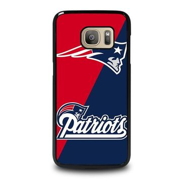 new england patriots samsung galaxy s7 case cover  number 1