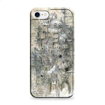 howls moving castle artwork iPhone 6 | iPhone 6S case