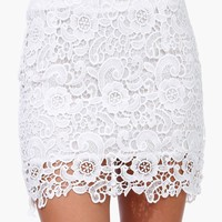 Chloe Crochet Skirt