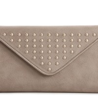 Mix No. 6 Tonal Stud Flap Clutch