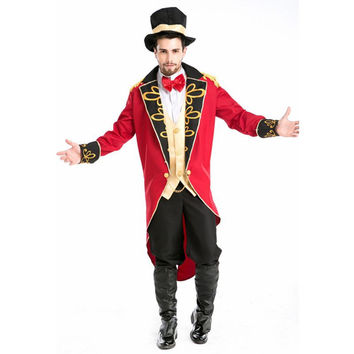 Magician costume men gothic victorian dress halloween costume for men halloween costumes disfraces adultos victorian dress Alternative Measures - Brides & Bridesmaids - Wedding, Bridal, Prom, Formal Gown